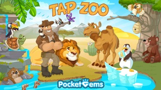 Screenshots of Tap Zoo for iPhone