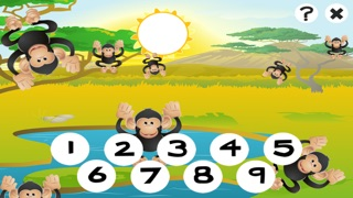 Screenshot of 123 Primo-s & Count-ing Learn-ing Game With Wild Animal-s For Kids3