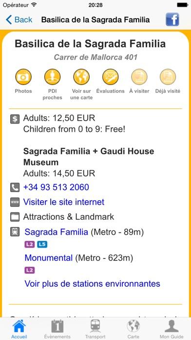 Barcelone: Guide de voyageCapture d'écran de 5