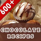 600+ Chocolate Recipes icon