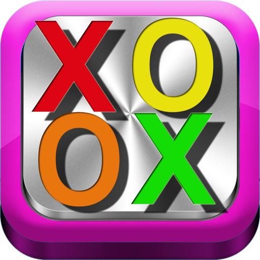 Tic Tac Toe: Free X and O Puzzles iOS App