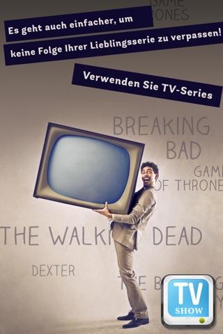 TV Shows screenshot 1