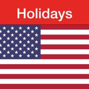 US Holidays 2014-2016 icon