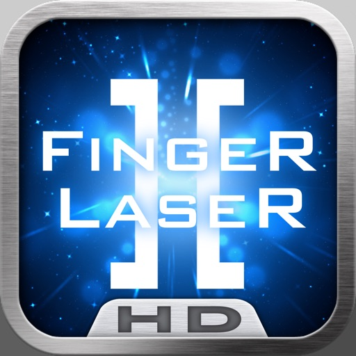 指尖激光2高清:FingerLaser II HD