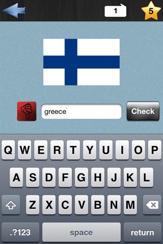 National Flags Quiz Ultimate screenshot 2