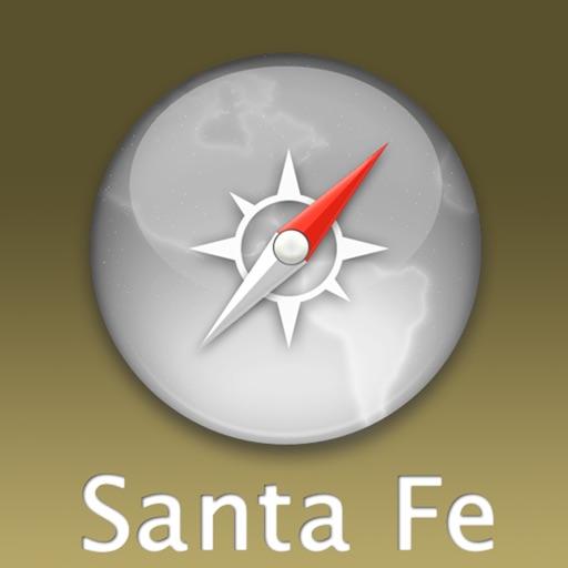 圣菲自由行地图 (Santa Fe, USA)