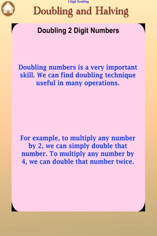 Mental Math Challenge Doubling And Halving screenshot 4