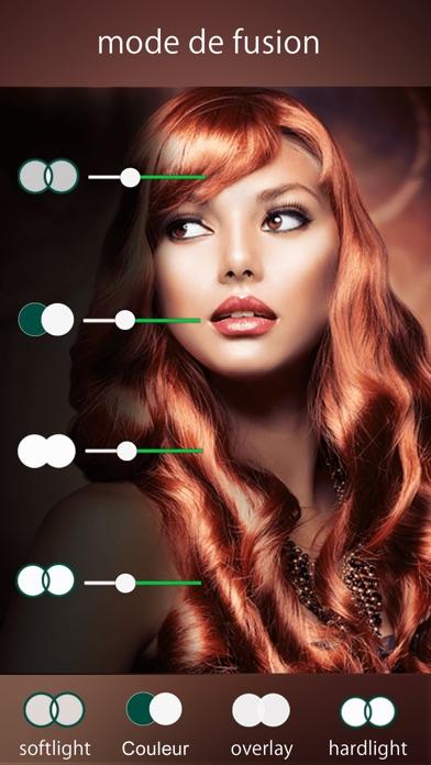 Logiciel pour changer de couleur de cheveux simple luoral for Logiciel changer coupe de cheveux