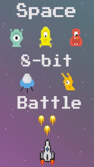 Space 8-bit Battle Screenshot