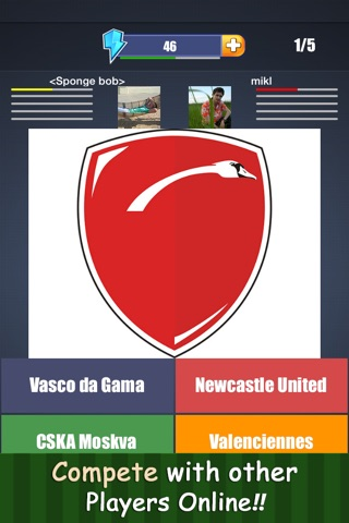 Guess the Football Clubs - Free Pics Quiz screenshot 2