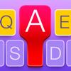 Appyfurious - Teclado Personalizable - Colorea teclados con fondos, fuentes y emoticonos emoji personalizados portada