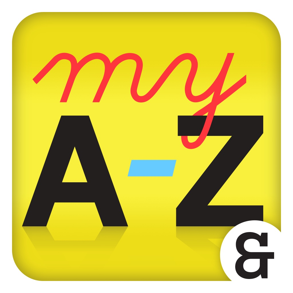My A-Z iPhone