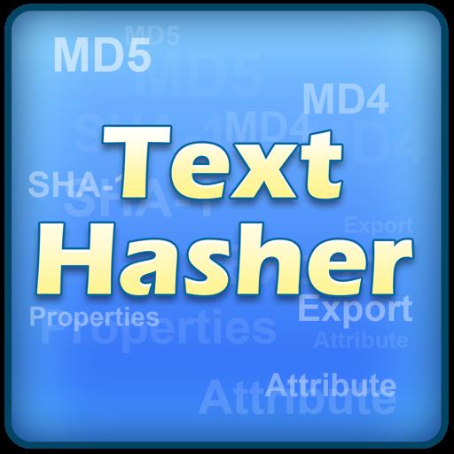 将输入的文件转变成哈希值 Text Hasher
