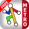 Rome Metro Free - Map and route planner by Zuti