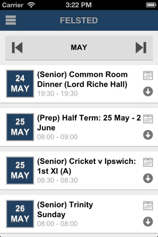 Felsted School screenshot 3