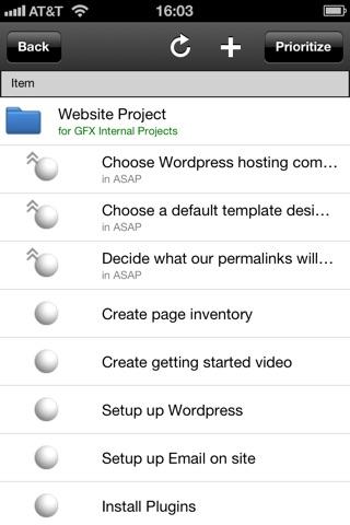 LiquidPlanner - Project Management, Scheduling, Collaboration screenshot 2