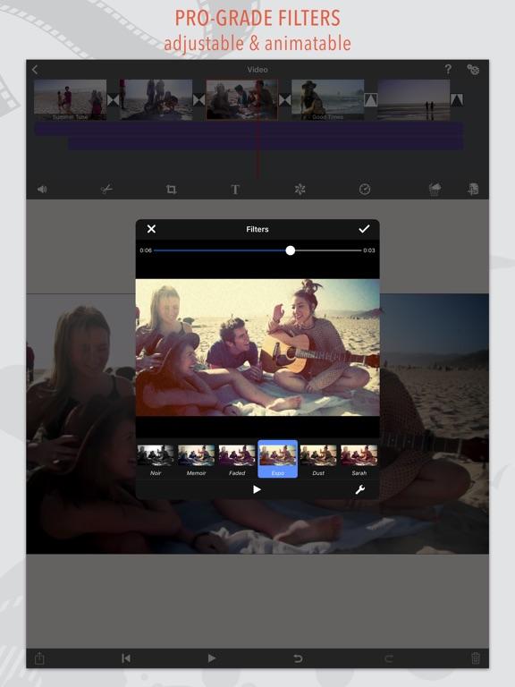 ReelDirector II Screenshots