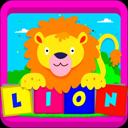 Kids Learn Spelling:English Spell and Letters Learning with Birds And Animals For Preschoolers iOS App