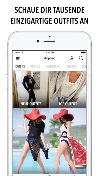 Fashionfreax Fashion Street Style App Screenshot
