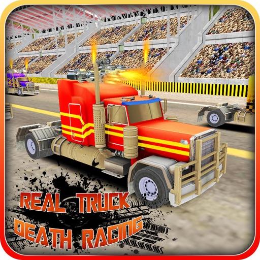 Real Truck Death Racing iOS App