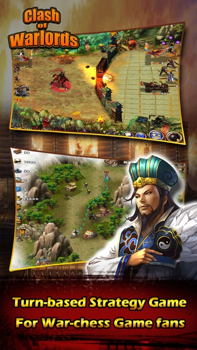 Screenshot #2 pour Clash Warlords
