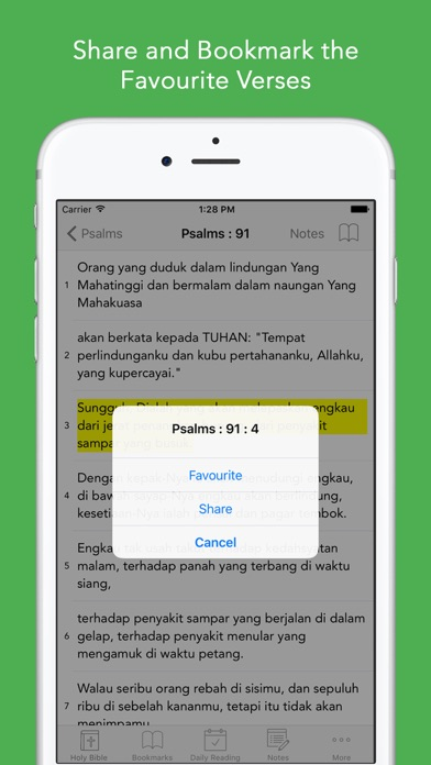 Alkitab Easy To Use Indonesian Bahasa Holy Bible App For