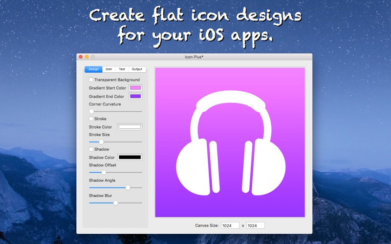 Icon Plus - Design Beautiful App Icons and Logos Screenshots