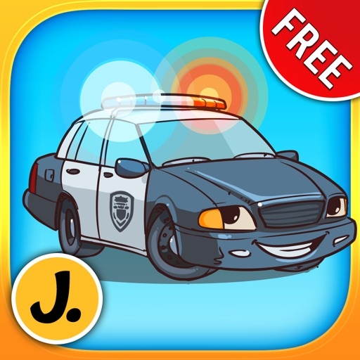 Cars, Trucks and other Vehicles 2 : puzzle game for little boys and preschool kids : Free iOS App