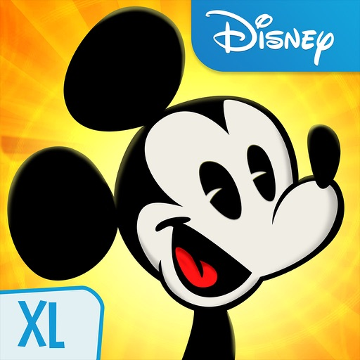 米奇小顽皮!Where's My Mickey? XL