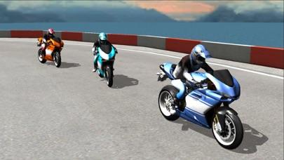 Screenshot of Moto Corse Gioco3