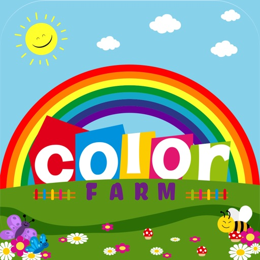 Color Farm - Learning Colors Fun and Easy for Kids iOS App