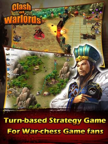 Screenshot #5 for Clash Warlords