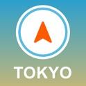 Toquio, Japao GPS - Navegacao off-line Car icon