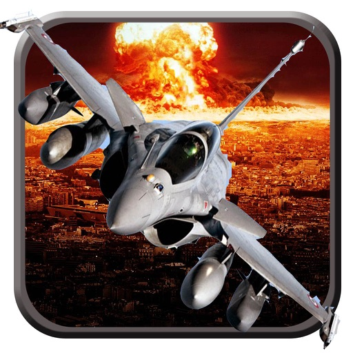 Russian Jet Shooting : Sniper Attacking Combat Fighter Era iOS App