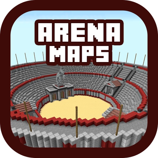 Arena Maps for Minecraft PE - Best Map Downloads for Pocket Edition Pro
