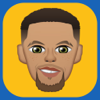 Appmoji, Inc. - StephMoji by Steph Curry  artwork