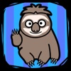 Sloth Evolution - Clicker Games for Tapping Case from Alien Zoo Simulator