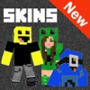 Skins for Minecraft PE and PC - Best New Skin Collection
