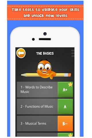 iTooch Music screenshot 3