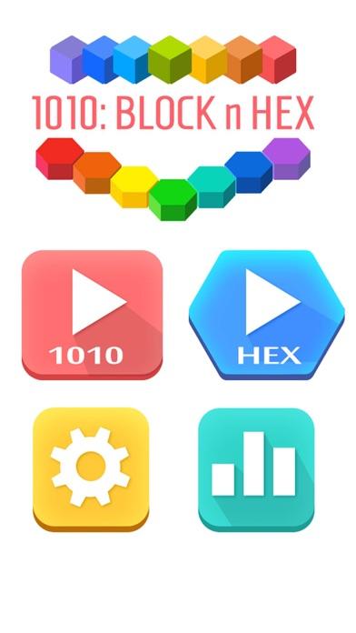 1010: Block & Hex Screenshot