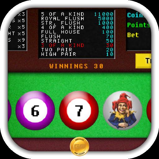 Video Poker : Triple Cash