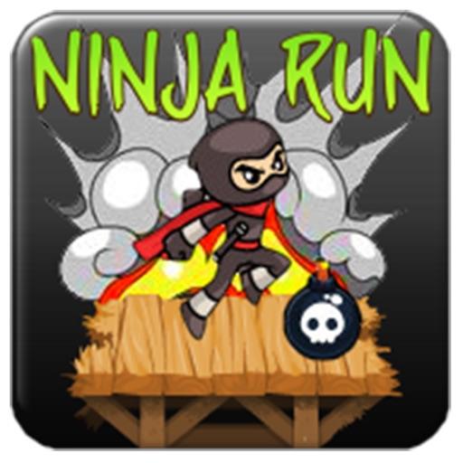 NinjaRun Adventure iOS App