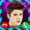 Prank Call Justin Bieber Edition - Fake Calls App 2016 For Free call justin bieber now