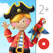 Tiny Pirates - Kids' Activity App
