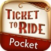 Ticket to Ride Pocket iPhone / iPad