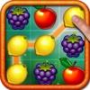 Happy Farm - Fruit Line Mania fight fruits mania