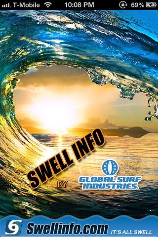 Swell Info screenshot 1