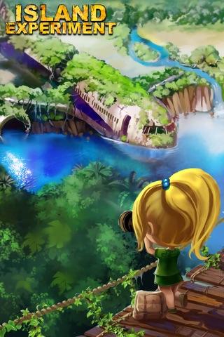 Island Experiment screenshot 1