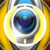 魚眼廣角鏡頭相機
