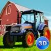 Farm Transport Simulator 3D - Drive vehicles, harvest hay!
